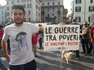 Dos Italias enfrentadas y, en el medio, el gris de la indiferencia