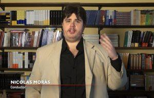 """Nicolás Morás: """"Argentina es sala de ensayo de políticas represivas de avanzada"""""""