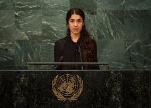 «Fui esclava sexual de ISIS. Cuento mi historia porque es la mejor arma que tengo»