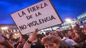 Marcha por la Paz y la Noviolencia en Chile