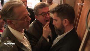 Allanamientos en la sede de France Insoumise. Mélenchon: «¡La República soy yo!»