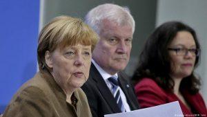 Auf das Beben in Bayern folgt der Tsunami in Berlin