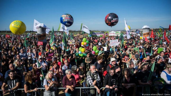 Hambacher Forst: Siegesfeier statt Demonstration