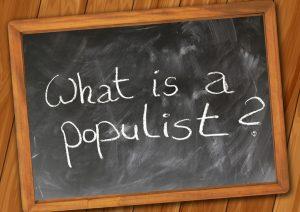 Non chiamatelo populismo, basta con le generalizzazioni