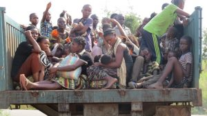 Dramma umanitario per gli espulsi congolesi dall'Angola