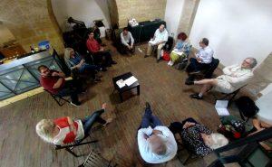 Alla Kalsa di Palermo: confronto su esperienze d'impegno nonviolento