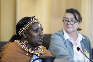 Las mujeres rurales hablan en el plenario de seguridad alimentaria de la ONU: «Después de una década de celebrar el Día Internacional de la Mujer Rural, todavía se nos niegan nuestros derechos»