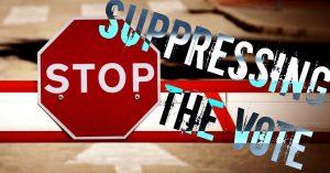 """La """"soppressione del voto"""": arma efficace dei repubblicani?"""