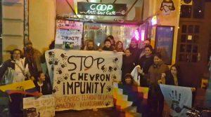 Gerechtigkeit für die Rechtsverletzungen durch Chevron im Amazonas in Ecuador