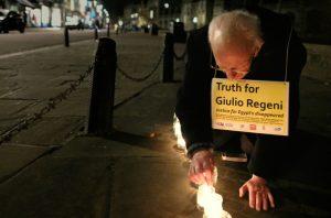 Regeni: stasera a Roma per chiedere ancora la verità