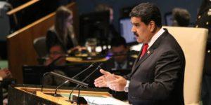 Ενώπιον της Γενικής Συνέλευσης του ΟΗΕ, ο Μαδούρο επιμένει στο διάλογο ως λύση