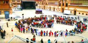 2η Παγκόσμια Πορεία για την Ειρήνη και τη Μη-βία: Ας εμπνευστούν οι άνθρωποι!