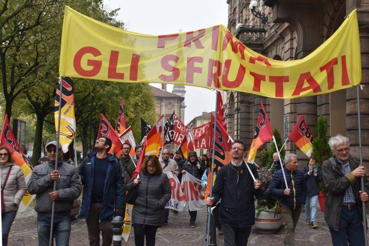 Presidio antifascista ad Alessandria
