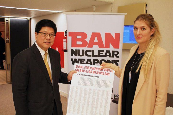 Saint Lucia ratifica il Trattato di Proibizione delle Armi Nucleari