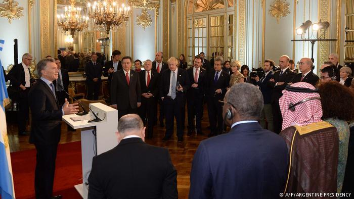 ¿Nuevo fracaso en la Cumbre del G20?