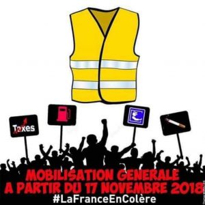 Gilets jaunes: why the French working poor are demanding Emmanuel Macron's resignation