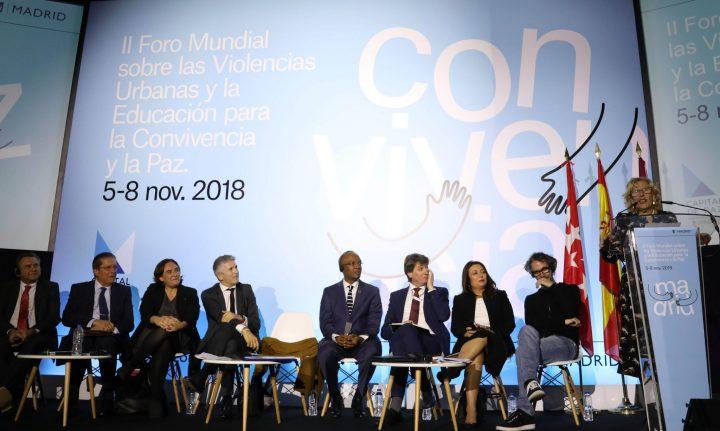 Fórum Madrid, las conclusiones: Nuevos medios de comunicación y soluciones de inclusión a la violencia