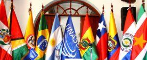 Parlamentares de oito países debatem na Bolívia situação da Unasul