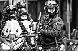 El G20 como excusa para justificar la violencia estatal