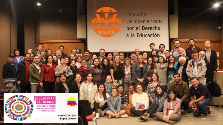 Clade en Bogotá 2018
