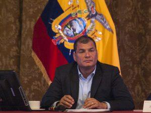 """INTERPOL negó difusión roja a Rafael Correa porque caso Balda """"carece de validez y fuerza jurídica"""", advierte Caupolicán Ochoa"""