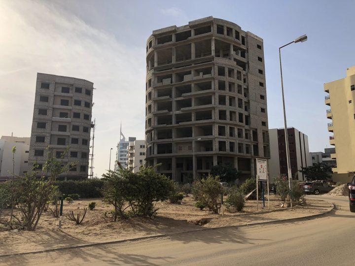 Senegal, panorami presidenziali