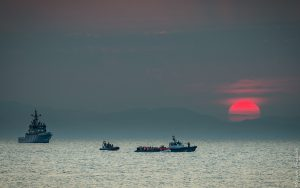 Greece: Rescuers at Sea Face Baseless Accusations