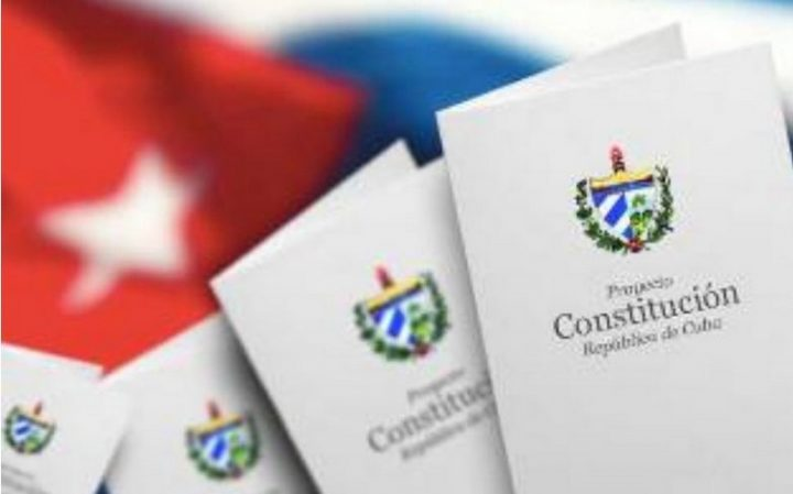 Fin de la consultation populaire sur le projet de nouvelle Constitution à Cuba