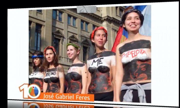 10 Jahre Fotojournalismus Pressenza Chile