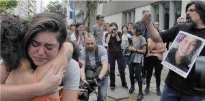Indignação na Argentina por decisão no caso de jovem assassinada