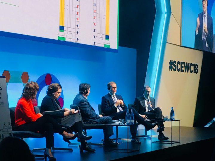 Deuxième rencontre du C40, réseau de villes pour la lutte contre le changement climatique