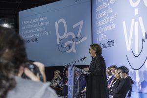 Una mesa de mujeres cierra el II Foro Mundial sobre Violencias Urbanas