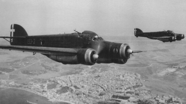 I_Savoia-Marchetti_S.M.79 che bombrarono Granollers