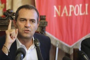 """De Magistris: """"il 1 dicembre a Roma per un fronte largo, popolare e democratico"""""""