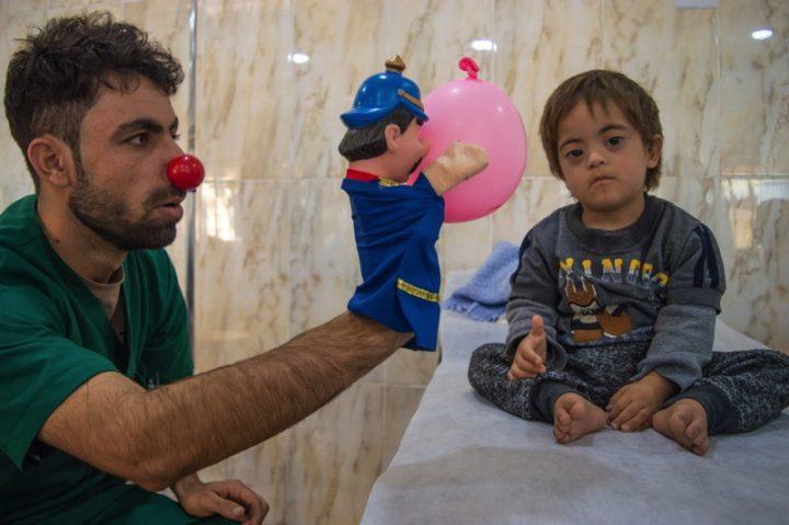 Iraq: riabilitato uno dei due ospedali distrutti nel distretto di Sinjar
