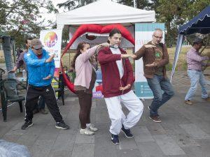 7ème Foire d'Initiatives Nonviolentes à Quito, Equateur