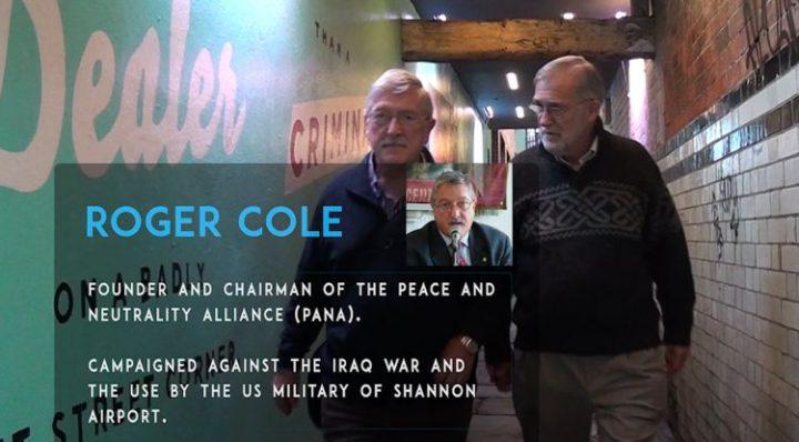 Interview mit Roger Cole: Widerstand gegen die Militarisierung der Europäischen Union