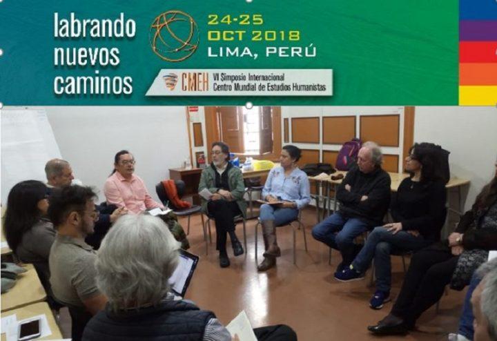 """El Nuevo Humanismo y Universidad – En el VI Simposio Internacional del CMEH """"Labrando Nuevos Caminos"""""""