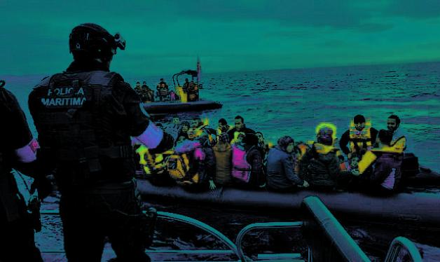 Refugiados: ¿quiénes son los verdaderos «beneficiarios»?