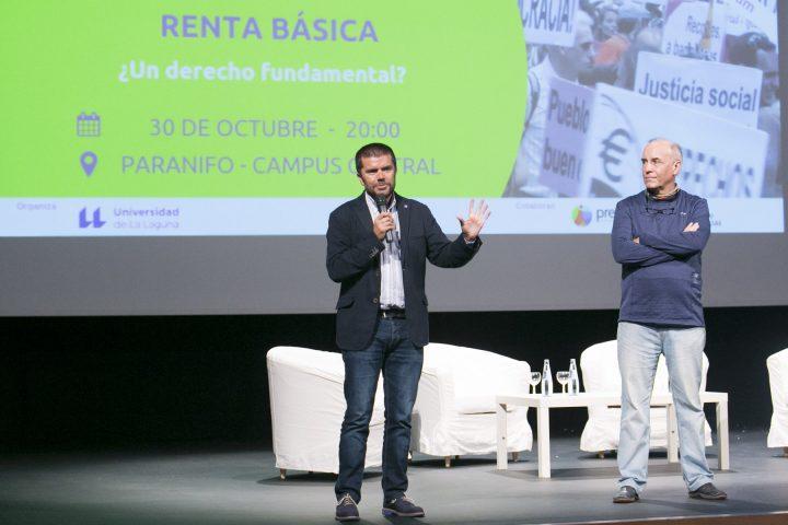 ULL Debates Renta Básica