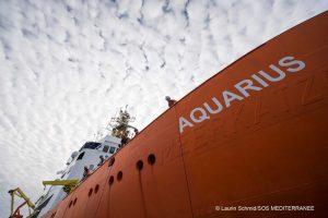 Preoccupa la nuova accusa alla nave Aquarius