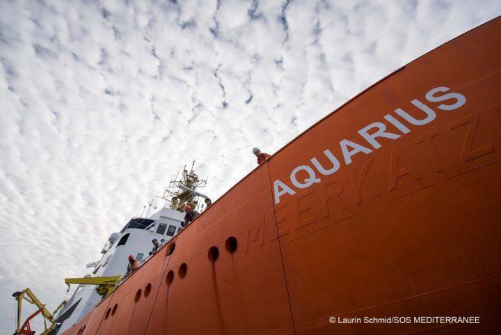 Preocupa la nueva acusación contra el barco Aquarius