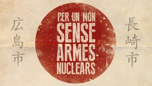 Granollers, Spain, once again expresses its commitment to a more just, peaceful and nuclear-weapon-free world