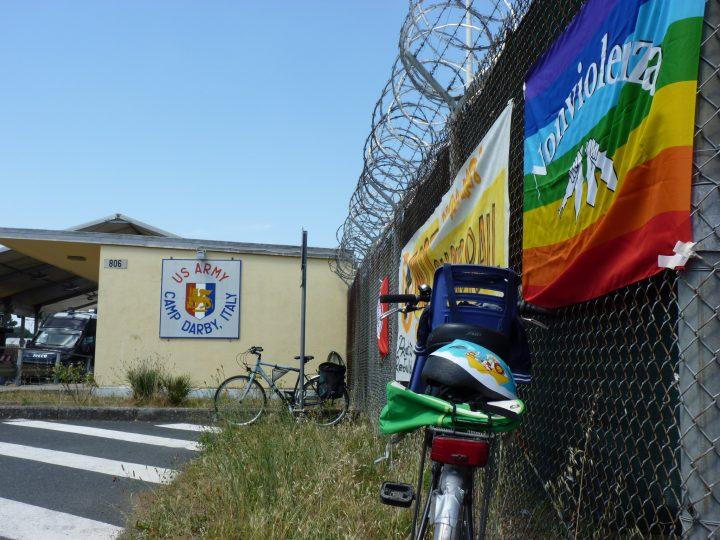 A Camp Darby le forze speciali italiane