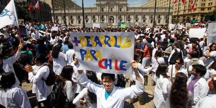 Chile: Molestia y disconformidad por bajo presupuesto en ciencia y tecnología