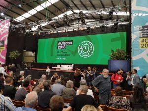 Miles de personas reúne hoy el inicio de CLACSO 2018 con sede en Buenos Aires