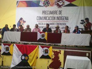 Arranca Precumbre de Comunicación Indígena en Guatemala