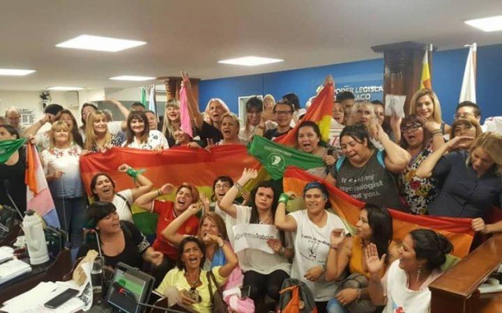 Chaco: es ley la Inclusión Laboral Trans