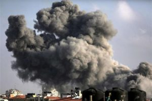 Franja de Gaza. Un comando israelí lleva a cabo una acción terrorista