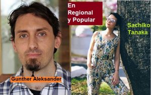Regional y Popular: Brasil ¿ahora qué? y Abanico cultural con multiartista paraguaya Sachiko Tanaka